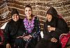 Queen Rania Visits Al_Hallabat, Jordan