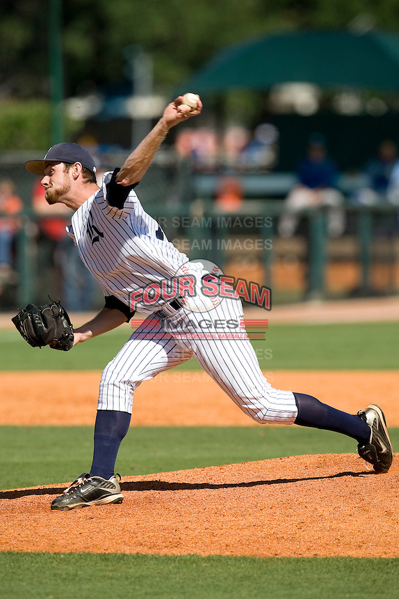 Rice Owls pitcher Tony Cingrani #13 delivers against the Memphis TIgers in NCAA Conference USA baseball on May 14, 2011 at Reckling Park in Houston, Texas. (Photo by Andrew Woolley / Four Seam Images)