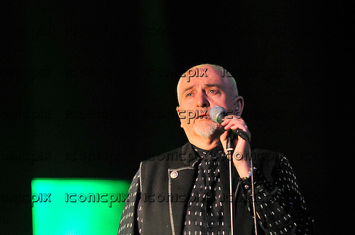 PETER GABRIEL performing live on the Main Stage on Day 1 of the Hop Farm Paddock Wood Kent UK - 29 Jun 2012.  Photo credit:  George Chin/IconicPix