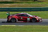 IMSA WeatherTech SportsCar Championship<br /> Michelin GT Challenge at VIR<br /> Virginia International Raceway, Alton, VA USA<br /> Friday 25 August 2017<br /> 86, Acura, Acura NSX, GTD, Oswaldo Negri Jr., Jeff Segal<br /> World Copyright: Richard Dole<br /> LAT Images<br /> ref: Digital Image RD_VIR_17_348