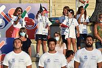 Bambini <br /> Roma 29/07/2020 Stadio del Nuoto   <br /> Pallanuoto Uomini <br /> Sfida tra i campioni del mondo <br /> Italia Shanghai 2011 Vs Italia Gwangju 2019 <br /> Foto Andrea Staccioli/Deepbluemedia/Insidefoto