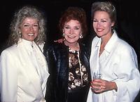 #DaniJanssen #PollyBergen #MichellePhillips 1986<br /> Photo By Adam Scull/PHOTOlink.net