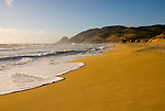 Montara Beach,.San Mateo Coast of California, south of San Francisco.  Photo copyright Lee Foster, 510-549-2202, lee@fostertravel.com, www.fostertravel.com. Photo 405-31240