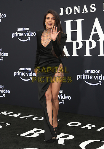 LOS ANGELES, CA - JUNE 3: Priyanka Chopra-Jonas at the World Premiere of Jonas Brothers' Chasing Happiness at the Regency Bruin Theater in Los Angeles, California on June 3, 2019. <br /> CAP/MPIFS<br /> ©MPIFS/Capital Pictures