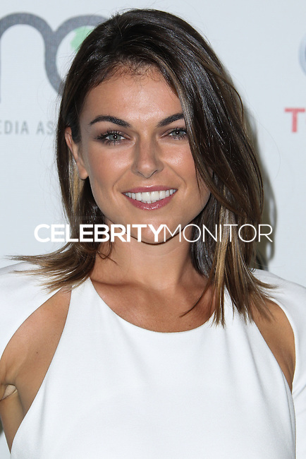 BURBANK, CA - OCTOBER 19: Serinda Swan at the 23rd Annual Environmental Media Awards held at Warner Bros. Studios on October 19, 2013 in Burbank, California. (Photo by Xavier Collin/Celebrity Monitor)