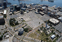 1994 June ..Redevelopment..Macarthur Center.Downtown North (R-8)..LOOKING SOUTHWEST WITH ST PAULS BLVD IN FRONT...NEG#.NRHA#..