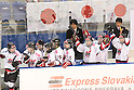 Women's Olympic Ice Hockey Qualification Tournament 2013: Denmark 0-5 Japan