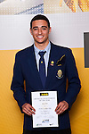 All Rounder Byrn Hall from St Peter's College. ASB College Sport Auckland Secondary School Young Sports Person of the Year Awards held at Eden Park on Thursday 12th of September 2009.