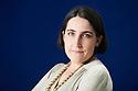 Alexandra Harris, writer of Romantic Moderns winner of The Guardian Book Award at The Edinburgh International Book Festival   . Credit Geraint Lewis