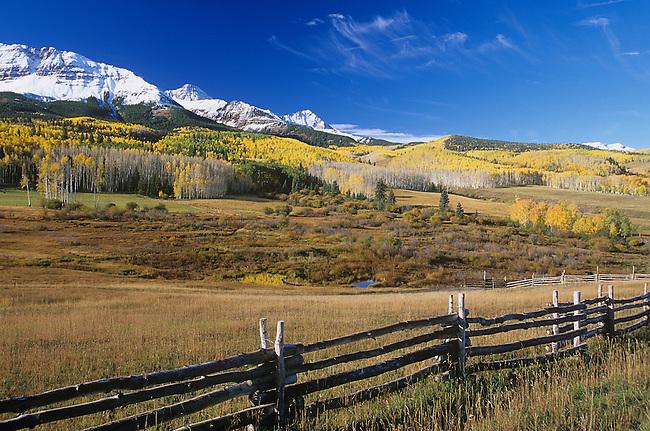 Wilson Mesa near Telluride, Colorado