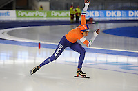 SPEEDSKATING: BERLIN: Sportforum Berlin, 27-01-2017, ISU World Cup, Anice Das (NED),  ©photo Martin de Jong