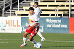 28 March 2007: New York's Claudio Reyna (10). Toronto FC defeated the New York Red Bulls 2-1 at Blackbaud Stadium in Cary, North Carolina in the 2007 Carolina Challenge Cup.