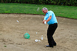 Darren Clarke (NIR) chipping on the practice range during Day 2 of the BMW Italian Open at Royal Park I Roveri, Turin, Italy, 10th June 2011 (Photo Eoin Clarke/Golffile 2011)