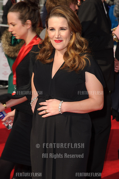 Sam Bailey arrives for the Prince's Trust Awards 2014 at the Odeon Leicester Square, London. 12/03/2014 Picture by: Steve Vas / Featureflash