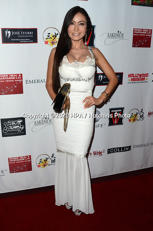 LOS ANGELES - FEB 9:  Excelina Pinzon at the 5th Annual Roger Neal & Maryanne Lai Oscar Viewing Dinner at the Hollywood Museum on February 9, 2020 in Los Angeles, CA