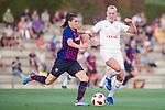 FC Barcelona vs Montpellier HSC: 1-2.<br /> Andrea Pereira vs Stina Blackstenius.