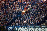 19.09.2019 Rangers v Feyenoord: Rangers directors box