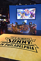 """HOLLYWOOD - SEPTEMBER 24: Atmosphere at the post-party at Dave & Busters following the  premiere of FXX's """"It's Always Sunny in Philadelphia"""" Season 14 on September 24, 2019 in Hollywood, California. (Photo by Stewart Cook/FXX/PictureGroup)"""
