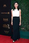 LOS ANGELES - May 1: Finola Hughes at The 43rd Daytime Emmy Awards Gala at the Westin Bonaventure Hotel on May 1, 2016 in Los Angeles, California