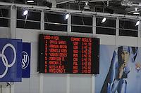 SCHAATSEN: SALT LAKE CITY: Utah Olympic Oval, 15-11-2013, Essent ISU World Cup, 1500m, results, ©foto Martin de Jong