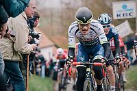 Xandro Meurisse (BEL/Wanty-Gobert)<br /> <br /> 74th Omloop Het Nieuwsblad 2019 <br /> Gent to Ninove (BEL): 200km<br /> <br /> ©kramon