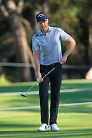 Danny Willett (ENG) in action on the 12th during Round 2 of the ISPS Handa World Super 6 Perth at Lake Karrinyup Country Club on the Friday 9th February 2018.<br /> Picture:  Thos Caffrey / www.golffile.ie<br /> <br /> All photo usage must carry mandatory copyright credit (&copy; Golffile   Thos Caffrey)