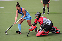 National Hockey League Day One action, National Hockey Stadium, Wellington, New Zealand. Sunday 16 September 2018. Photo: Simon Watts/www.bwmedia.co.nz/Hockey NZ