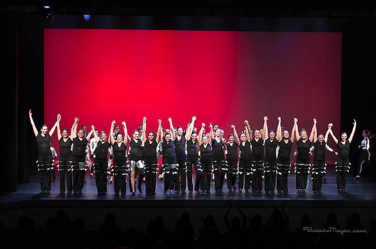 "Saturday, 7 PM Performance, 3D Project Jazz Company ""X"", 10th Annual Spring Showcase, Cary Arts Center, Cary, North Carolina."