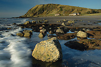 Bennane Head from Ballantrae, Ayrshire<br /> <br /> Copyright www.scottishhorizons.co.uk/Keith Fergus 2011 All Rights Reserved