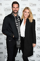 Gethin Jones<br /> arriving for the Natural History Museum Ice Rink launch party 2017, London<br /> <br /> <br /> ©Ash Knotek  D3340  25/10/2017