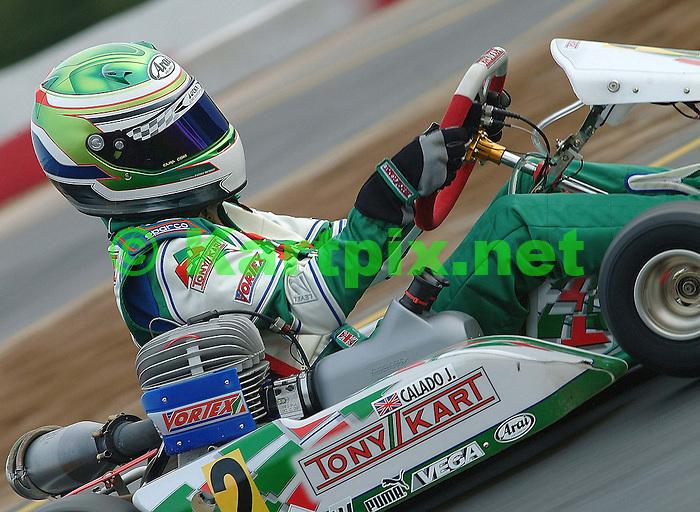 Chris Walker Karting Images,
