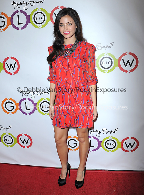 Jenna Dewan attends The Opening of Kimberly Snyder's Glow Bio in West Hollywood in West Hollywood, California on November 14,2012                                                                               © 2012 DVS / Hollywood Press Agency