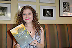 Coral Gables, FL - JULY 17: Author Romina Russell real name Romina Garber discuss and sign copies of her new book ' Wandering Star: A Zodiac Novel ' at Books and Books on July 17, 2016 in Coral Gables, Florida.  ( Photo by Johnny Louis / jlnphotography.com )