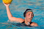 Manhattan Beach, CA 02/09/11 - Samantha Horn (Mira Costa #14) in action during the final regular season game at Mira Costa High School, Mira Costa defeated Redondo 12-6 for a Bay League title.