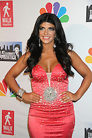 May 21, 2012 Teresa Giudice attends the Celebrity Apprentice Finale at the American Museum of Natural History in New York City. © RW/MediaPunch Inc.