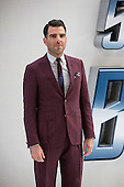 London, UK. 12 July 2016. Actor Zachary Quinto (Spock). Red carpet arrivals for Star Trek Beyond. Paramount Pictures presents the European Premiere of Star Trek Beyond at the Empire Leicester Square.