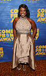 "Q. Smith attends the ""Come From Away"" Broadway Opening Night After Party at Gotham Hall on March 12, 2017 in New York City."