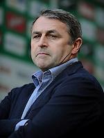 FUSSBALL   1. BUNDESLIGA   SAISON 2011/2012   27. SPIELTAG SV Werder Bremen - FC Augsburg                        24.03.2012 Manager Klaus Allofs (SV Werder Bremen)