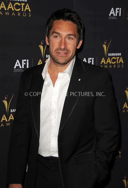 WWW.ACEPIXS.COM . . . . .  ....January 27 2012, LA....Jamie Durie arriving at the 2012 Australian Academy Of Cinema And Television Arts Awards at Soho House on January 27, 2012 in West Hollywood, California.....Please byline: PETER WEST - ACE PICTURES.... *** ***..Ace Pictures, Inc:  ..Philip Vaughan (212) 243-8787 or (646) 769 0430..e-mail: info@acepixs.com..web: http://www.acepixs.com