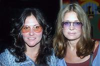 #LindaLovelace #GloriaSteinem 1977<br /> Photo By Adam Scull/PHOTOlink.net