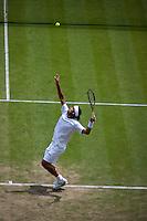 24-06-11, Tennis, England, Wimbledon, Feliciano Lopez
