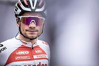 David Van der Poel (NED/Corendon Circus) pre race<br /> <br /> Circuit de Wallonie 2019<br /> One Day Race: Charleroi – Charleroi 192.2km (UCI 1.1.)<br /> Bingoal Cycling Cup 2019