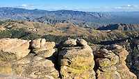 View from Mt. Lemmon, Arizona