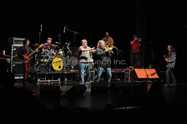CORAL SPRINGS FL - JANUARY 31: Southside Johnny of Southside Johnny and the Asbury Jukes performs at The Coral Springs Center For The Arts on January 31, 2016 in Coral Springs, Florida. Credit: mpi04/MediaPunch