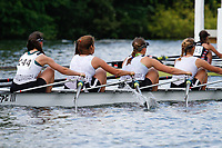 Race: 161 J4x Heat - St Paul's Girls  vs Thames RC <br /> <br /> Henley Women's Regatta 2017<br /> <br /> To purchase this photo, or to see pricing information for Prints and Downloads, click the blue 'Add to Cart' button at the top-right of the page.