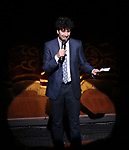 John Cariani on stage during The Fourth Annual High School Theatre Festival at The Shubert Theatre on March 19, 2018 in New York City.