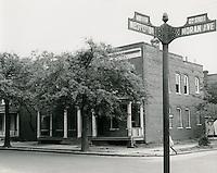 1968 May 15..Redevelopment.E Ghent North (A-1-2)..Northeast corner of Moran St & 13th Street..Sam McKay.NEG#.NRHA# 4044..