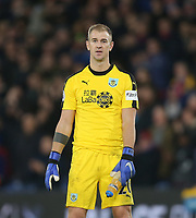 Burnley's Joe Hart at the end of the game<br /> <br /> Photographer Rob Newell/CameraSport<br /> <br /> The Premier League - Saturday 1st December 2018 - Crystal Palace v Burnley - Selhurst Park - London<br /> <br /> World Copyright &copy; 2018 CameraSport. All rights reserved. 43 Linden Ave. Countesthorpe. Leicester. England. LE8 5PG - Tel: +44 (0) 116 277 4147 - admin@camerasport.com - www.camerasport.com