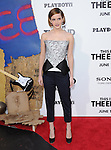 Emma Watson at Columbia Pictures' World Premiere of This is the End Premiere held at The Regency Village Theatre in Westwood, California on June 03,2013                                                                   Copyright 2013 Hollywood Press Agency