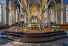 Apr. 26, 2014; Basilica of the Sacred Heart, 2014 Easter season.<br /> <br /> Photo by Matt Cashore/University of Notre Dame